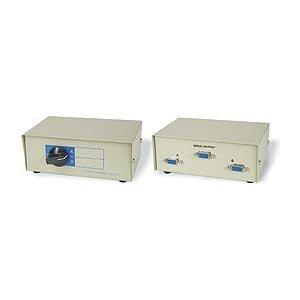 Ziotek 2 To 1 VGA Switchbox, DB15