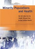 img - for Minority Populations & Health by Thomas LaVeist [Hardcover] book / textbook / text book