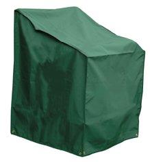 Polyester Schutzbezug für Gartenmöbel - Schutzhülle für Armsessel - Einzelsessel