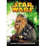 Star Wars libro da colorare jumbo