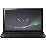 Sony VAIO VPC-F21AFX/BI 16.0 Notebook (2.2GHz Intel Core 2 Quad i7-2720QM 6GB RAM 640GB HDD Blu-ray Know Only Microsoft Windows 7 Home Premium 64-bit)