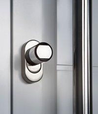 burgw chter elektronischer zylinder tse 6000 4003482560006 profilzylinder. Black Bedroom Furniture Sets. Home Design Ideas
