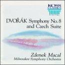 Dvor醇@k: Symphony No. 8/Czech Suite