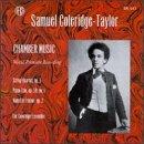 Coleridge-Taylor: Chamber Music