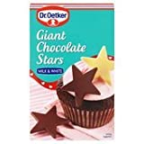 Dr Oetker Giant Chocolate Stars 20g