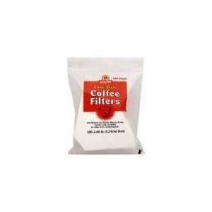 Rockline #4 Cone Coffee Filters - Oxygen Cleansed- 400 Count