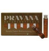 Pravana Naturceuticals Keratin Fusion Restructurizing Serum 6 viles