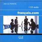 Fran�ais.com - 1 CD Audio: Niveau int...