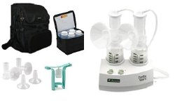 EW17084 - Purely Yours Breast Pump with Bag