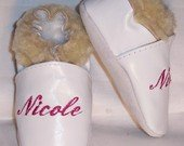 Personalized Baby Shoe front-1079695