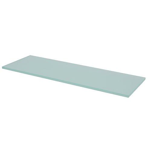 Wing-Glasboden-Sicherheitsglas-Glasregal-Wandregal-Regal-90-x-30-x-1-cm-weiklar