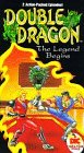 Double Dragon: The Legend Begins [VHS]