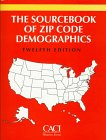 img - for Community Sourcebook of ZIP Code Demographics 1997 book / textbook / text book
