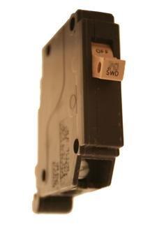 Cutler Hammer Ch140 Circuit Breaker, 1-Pole 40-Amp