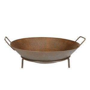 Siena Garden 657154 Fire Bowl 48 Cm Rusty by Siena Garden