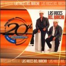 echange, troc Voces Del Rancho - 20th Anniversary