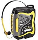 Sony Portable Sports AM/FM Cassette Player (WMFS220)