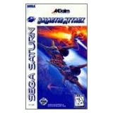 Galactic Attack - Sega Saturn ~ Acclaim