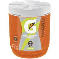 Gatorade G Series Lemon Lime Powder 18.4 OZ