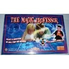 The Magic Professor: Select a Question and As If By Magic He Will Find the Answer [8-Adult] - National Curriculum: Subjedt: Key Stages / Science: 2+3+4 / Ages 8-16