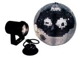 American Dj M-600L 16 Inch Mirror Ball Package