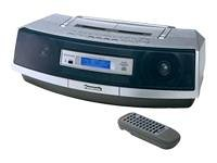 Panasonic ED50EB-S  CD Radio Cassette Player - 20W