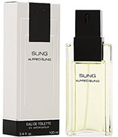 Sung ~ Alfred Sung 3.4 oz Eau de Toilette Spray New
