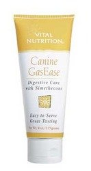 Vital Nutrition Canine Gas Ease - Easy To Serve Great Tasting Gel
