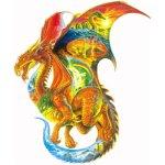 Sunsout Dragon Dreams Shaped 1000 Piece ...