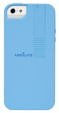 Linkase - Compatible with iPhone 5 and 5S | Antarctic Blue- Wi-Fi Signal Booster (Fits At&t, Verizon, and Sprint iPhone 5/5S) (Wi Booster compare prices)
