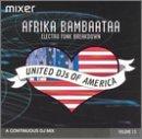 echange, troc Various Artists - United DJ's of America: Afrika Bambaataa 13