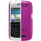 OtterBox Commuter Series Case for BlackBerry Curve 9350/9360/9370 - Hot Pink Plastic/White Silicone
