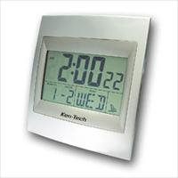 Atomic Clock with Day & Date