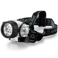 Water-Resistant Headlamp Super-Bright LED 7-LED (KC90083)