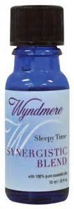 Wyndmere Essential Oil - Sleepy Time - 10 ml.