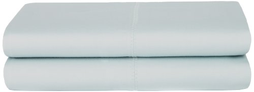 Calvin Klein Home Studio Florence Stitch Pillowcase, King, Cove