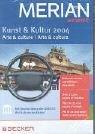 Merian Scout Kunst & Kultur Europa 2004 für Becker Navigationssysteme, PC