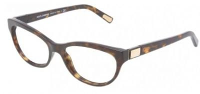 Eyeglasses Dolce & Gabbana DG3118 502 HAVANA