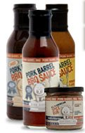 Pork Barrel BBQ - Award Winning BBQ Sauce and Rub Sampler Pack