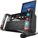 Akai KS-213 CD+G Karaoke Player with iPad Cradle