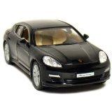 """5"""" Porsche Panamera S 1:40 Scale (Black)"""