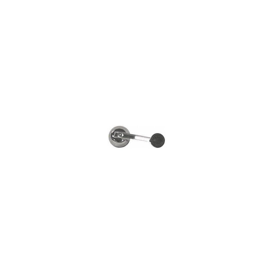 75 JEEP CJ6 series FRONT DOOR HANDLE (PASSENGER SIDE = DRIVER SIDE) SUV, Window Handle, w/ Speakers Type (1975 75) J462504 J3726992