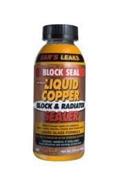 BLOCK SEAL LIQUID COPPER SEALER -- 18 OZ