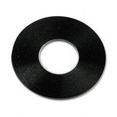 Chartpak Chart Tape, Glossy, 1/16 X 648 Inches, Gloss/Black (Chabg6201)