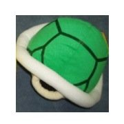 Nintendo Super Mario Bros Turtle Shield Sound Plush Figure - 1