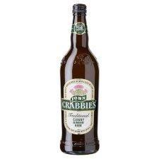 John Crabbie's Cloudy Ginger Beer 700ML