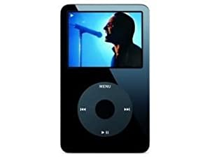 Apple iPod 30GB Video/Black (5th Generation)