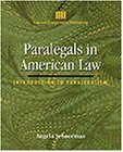 img - for Paralegals in American Law (Delmar Lcp Series) book / textbook / text book