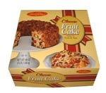 Jane Parker Light Fruit Cake Ring (48oz)