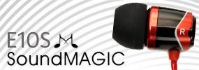SoundMAGICE10S Logo